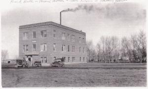 Hord hall - men's dorm, class rooms & heating plant