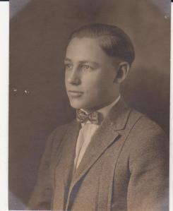 John's portrait 1925