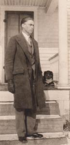 Chester, age 19, taken right before he became ill