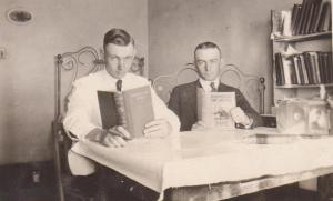 G Solt reading