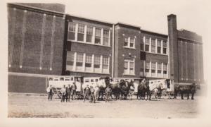The school in Allen