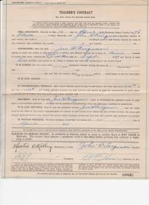 Monroe contract